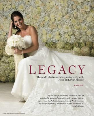 Legacy: The World of Ultra Wedding Photography with Andy and Brian Marcus