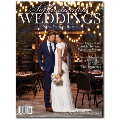 Sophisticated Weddings 2015 Cover