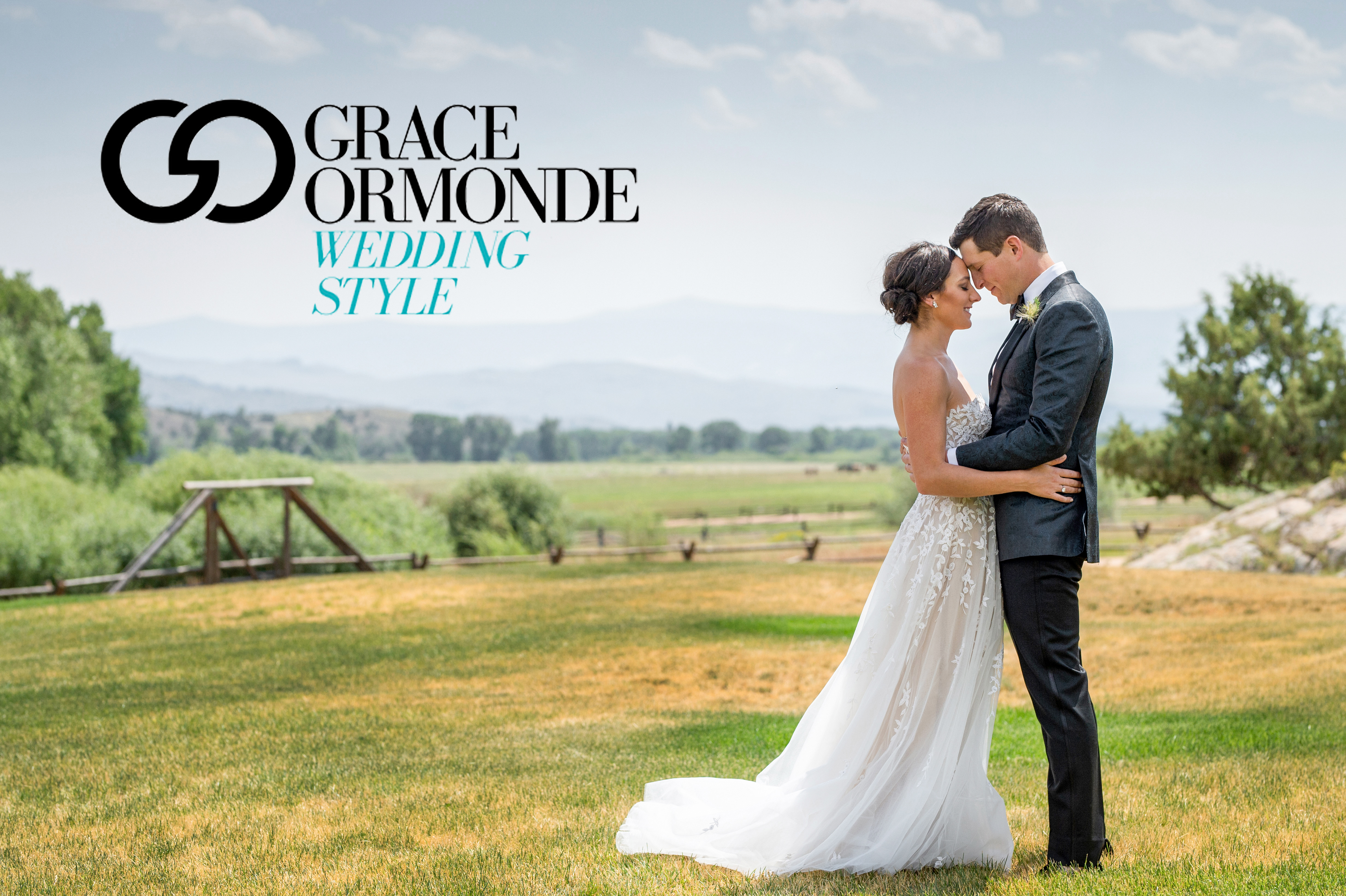 Featured on Grace Ormonde: Sari & Adam – Wyoming